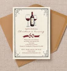 60 birthday invitations personalised 60th birthday party invitations