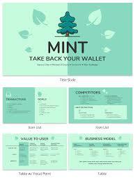 <b>Mint Pitch</b> Deck