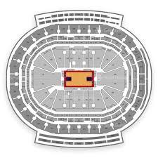 Little Caesars Arena Seating Chart Map Seatgeek