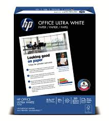 Hp Office Paper 8 1 2