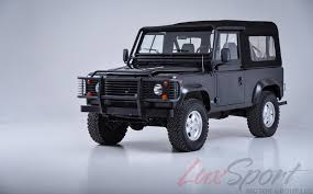 1997 land rover defender 90. used 1997 land rover defender 90 open top new hyde park ny