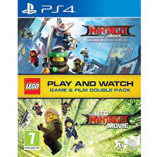 LEGO Ninjago Game & Film Double Pack - Sony PlayStation 4 - Action - PEGI 7