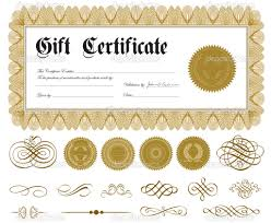 vector certificate border and gold or nts stock vector vector certificate border and gold or nts stock vector 5079025