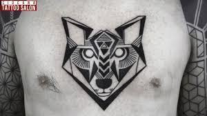 14 тату лиса значение татуировки The Tattoo Salon Ciocana