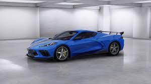 2020 Chevrolet Corvette Stingray Here S How We D Build Ours Chevrolet Corvette Chevrolet Corvette Stingray Corvette Stingray