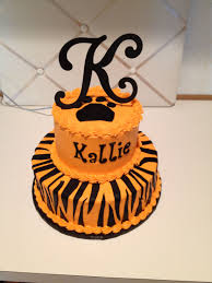 Pin by Heather Tonel on Food | Tiger cake, Graduation cakes, Cupcakes  decoration