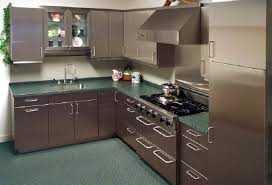 kitchen furniture small stainless steel