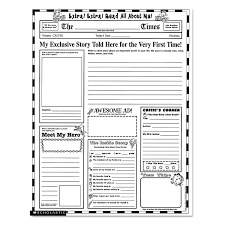 Newspaper Article Template Worksheets Write A Newspaper Article Worksheet Inspirational Newspaper Article