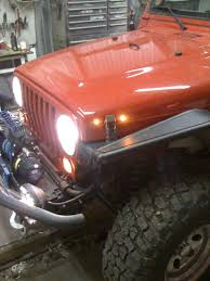 the whole story about installing leds as side marker lights jeep  at Changing Wiring Harness 2001 Jeep Wrangler Site Www Wranglerforum Com