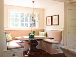 kitchen nook banquette breakfast area table small corner dining glass sets with chairs countertops incredible bench