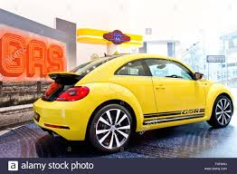 Hong Kong, China March 27, 2014 : Volkswagen Beetle GSR, Worldwide ...