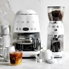 All these drip coffee makers are available on amazon, and all have three stars or more. Smeg Drip Coffee Maker Williams Sonoma