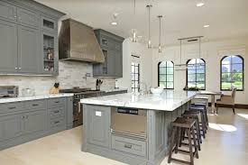 Kitchens With Grey Cabinets Delectable Dark Grey Kitchen Countertops Kitchen Area Dark Color Gray Kitchen