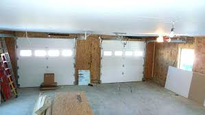 low clearance garage door opener chain drive garage door opener