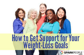 weightloss group how to tell others about your weight loss goals sparkpeople
