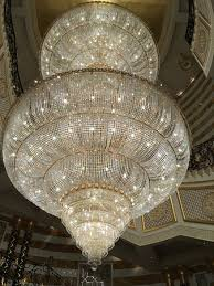 aromi you can extrapolate the rest of the decor from this view aromi the famous swarovski three y crystal chandelier