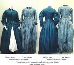 Maternity Dress Patterns Amazing Pleated Wrapper Work Dress Morning Gown Maternity Dress Civil War
