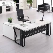 boss tableoffice deskexecutive deskmanager. Wood Boss Table President Shanghai Office Furniture Modern Simple Single Desk Manager Executive Computer 1.4 Meters *0.7 M (with Side Tableoffice Deskexecutive Deskmanager