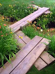 1000 ideas about garden bridge on japanese gardens garden wooden bridge