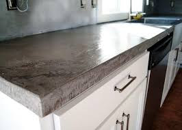 concrete countertop forms home depot