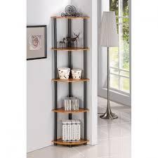 corner furniture design. image of tall corner shelf decor furniture design