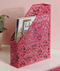 Pink Magazine Holder INTERIOR DESIGN INSPIRATION This WordPress site is the cat's 10