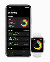 change activity goals on your iphone