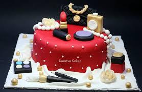 make up cake designs