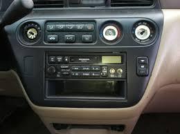 2000 Honda Odyssey Dash Lights 99 04 Honda Odyssey Climate Control A C Heater