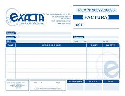 Formato De Facturas En Excel Gratis Tablas