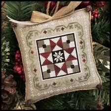Chart Cross Stitch Free Farmhouse Christmas 5 Grandmas Quilt Cross Stitch Chart And Free Embellishment