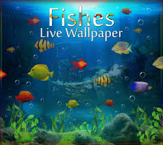 Fishes Live Wallpaper 2017- screenshot