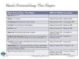 Font For Apa Format 6th Edition Apa Style Fonts Rome Fontanacountryinn Com