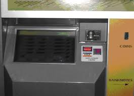 Irish Rail Ticket Vending Machines