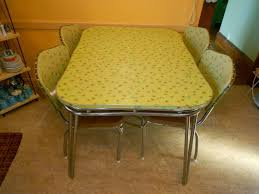 1950 s retro kitchen table chairs best 1950s kitchen