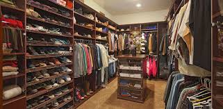 walk in closets custom
