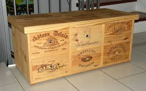 wine crate furniture. Small Cabinet Furniture Made With Used Wine Crates Crate E
