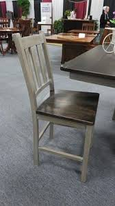 room chairs mission bar amish denver mission bar stool  amish denver mission bar stool