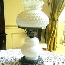 vintage milk glass lamp milk glass table lamp white milk glass lamp white milk glass oil vintage milk glass lamp