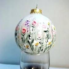 glass ornament ideas glass ornaments best hand painted ornaments ideas on painted inside hand painted glass glass ornament