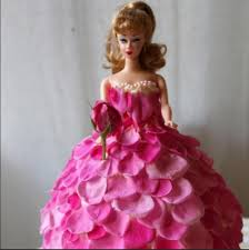Barbie Doll Girls Cake At Rs 2200 Kilogram Theme Cake Id