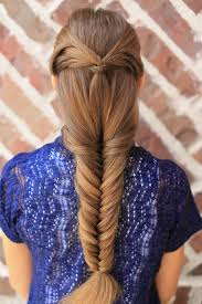 Pretty Girls Hairstyle angel wing fishtail bo hairstyle cute girls hairstyles cute 7169 by stevesalt.us