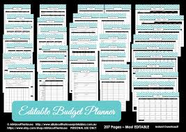 Budget Planners Free Printable Budget Planner Finance Binder Update All About
