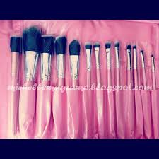 of mine in insram micemagramo you ve probably seen me posted this photo weeks ago it is my new beauty cosmetics 12 pc synthetic brush set