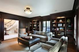 home office library. classic home office library shelving t