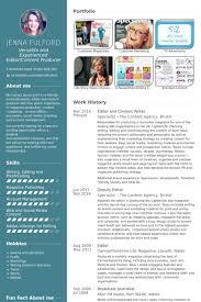 Editor And Content Writer Resume Example προσωπικες Pinterest