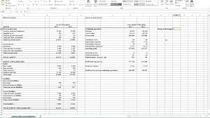 sample balance sheet for non profit template balance sheet for non profit template loss and projected