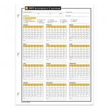 Absentee Calendar Attendance Calendar For 2019 From Laborlawcenter Com