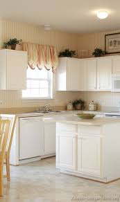 Impressive Small Kitchen With White Cabinets Fantastic Interior
