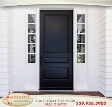 replacement entry doors in and near fort myers florida